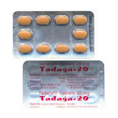 Tadaga 20mg Online