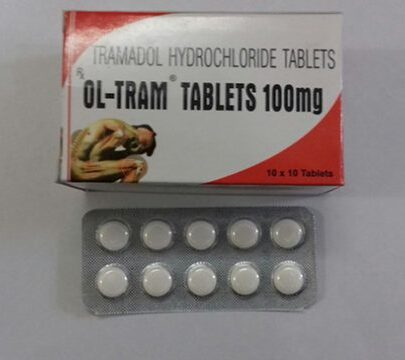 Buy Ol-Tram 100mg Tablets – Oltram - Tramadol - Erospharmacy